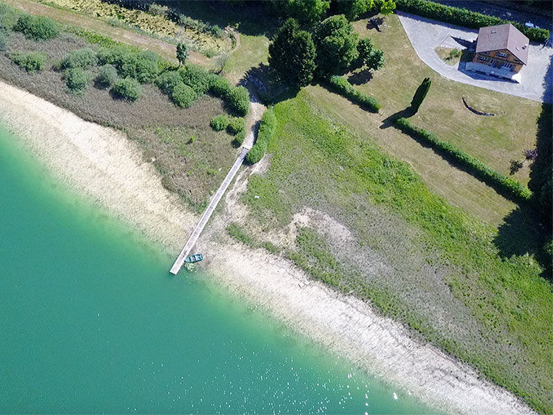 Location d'un chalet au Lac de Chambly